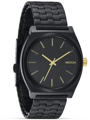 Nixon The Time Teller Watch, 47 3/4mm