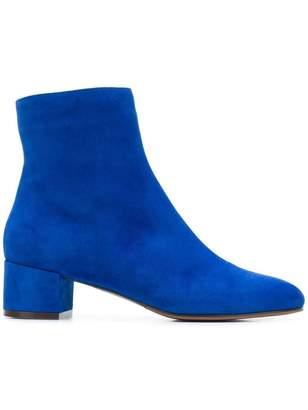 L'Autre Chose Zip ankle boots