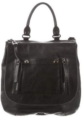 328e49d790 Belstaff Grained Leather Handle Bag