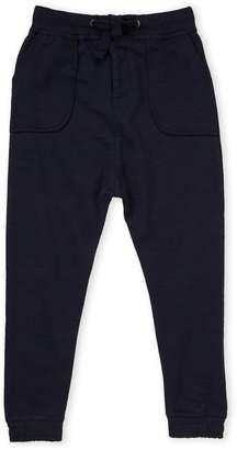 Minoti (Boys 8-20) Navy Drop Crotch Joggers
