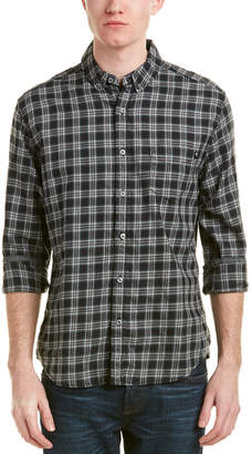 Life After Denim Tartan Woven Shirt