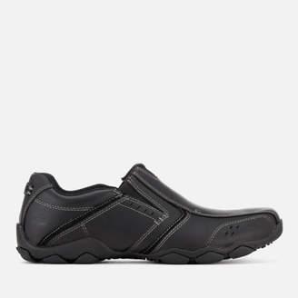 Skechers Men's Diameter Valen Slip On Shoes - Black