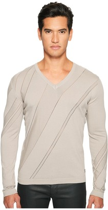 Versace Collection - V-Neck Sweater Men's Sweater $350 thestylecure.com