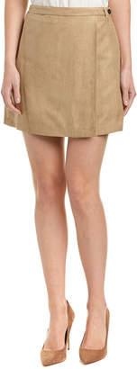 BCBGeneration Layered Mini Skirt