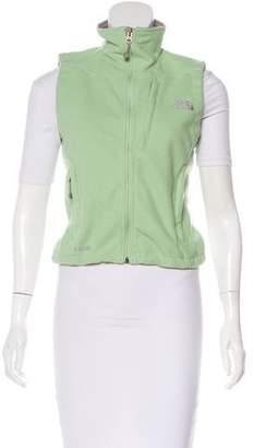 The North Face Zip-Up Fleece Vest