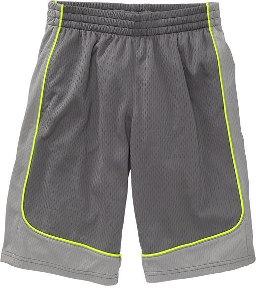 Old Navy Boys Active Basketball Shorts