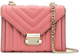 MICHAEL Michael Kors Whitney quilted shoulder bag