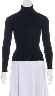 Paco Rabanne Knit Long Sleeve Top