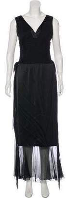 Chanel Sleeveless Evening Dress