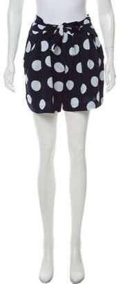 See by Chloe Polka Dot Mini Shorts