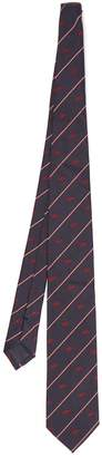 Dunhill Tweenie stripe tie