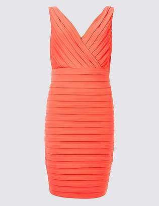 Marks and Spencer Textured Jersey Bodycon Dress
