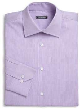Saks Fifth Avenue Micro Stripe Dress Shirt