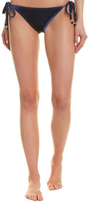 Shoshanna Velvet Bikini Bottom