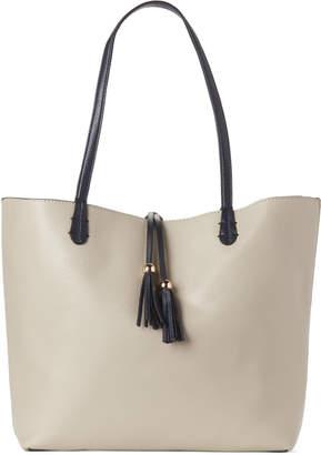 Imoshion Bag-in-Bag Large Reversible Vegan Leather Tote 7efd78aa69