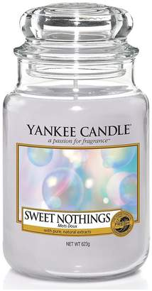 Yankee Candle Classic Large Jar Candle – Sweet Nothings