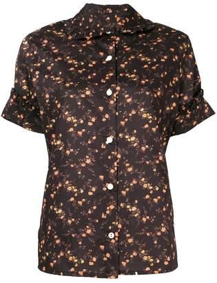 Vivienne Westwood floral print short sleeve shirt