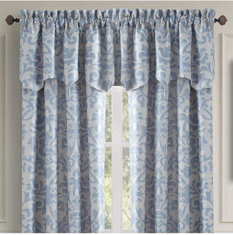 "Croscill Manolo 50"" x 21"" Window Valance"