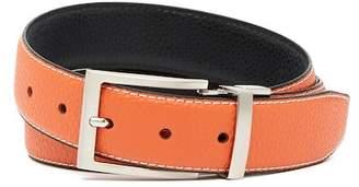 Duchamp Reversible Pebble Grain Leather Belt