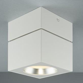 Bruck Lighting Surface Mount Square 1-Light LED Flush Mount