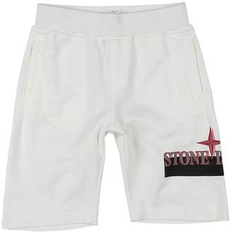 Stone Island JUNIOR Bermuda shorts