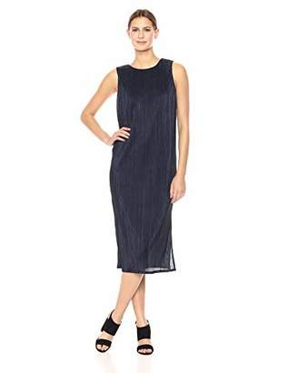 Nic+Zoe Women's Revamp Pleated Dress