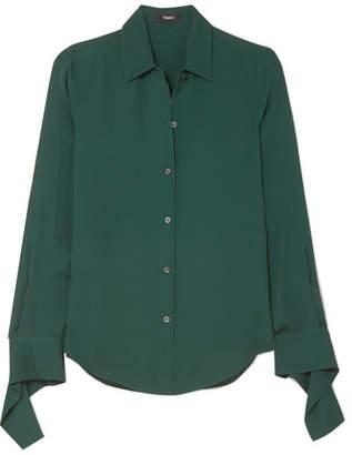 Theory Silk-crepe Shirt