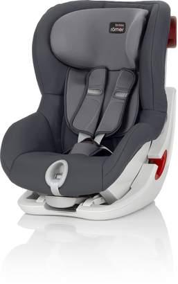 Britax Römer Romer KING II Group 1 (9-18kg) Car Seat - Cosmos Black
