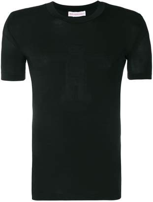 Walter Van Beirendonck structured shortsleeved T-shirt