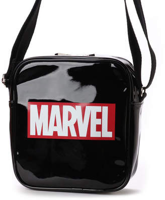 Marvel マーベル ジュニア ショルダーバッグ マーベルエナメルショルダー MV-SD01
