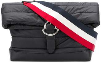 Moncler quilted crossbody clutch