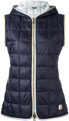 Fay padded vest $454.10 thestylecure.com