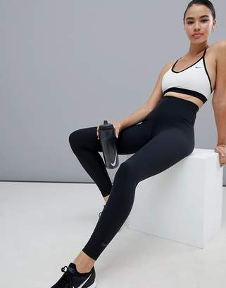 Nike Training Sculpt Leggings In Black