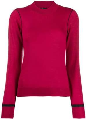 Armani Exchange fine knit sweater