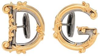 Dolce & Gabbana Logo cuff links