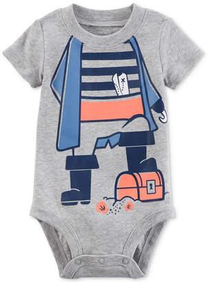Carter's Pirate Cotton Bodysuit, Baby Boys