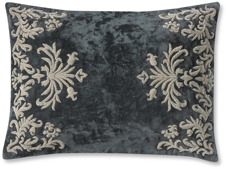 Williams-Sonoma Velvet Zardozi Pillow Cover