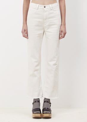 Rachel Comey dirty white slim legion pant $345 thestylecure.com
