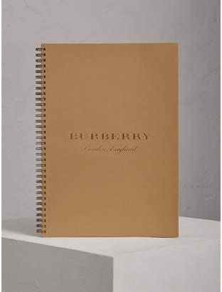 Burberry A4 Notebook Refill