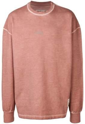 A-Cold-Wall* logo sweatshirt