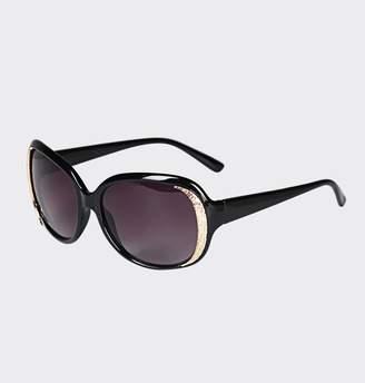 Avenue Golden Trim Sunglasses