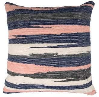 John Robshaw Textured Throw Pillow
