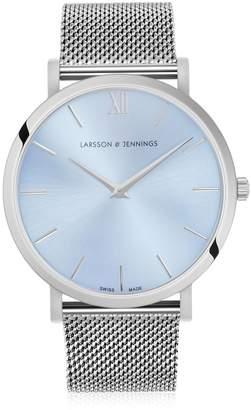 Larsson & Jennings Lugano Solaris 40mm Light Blue Watch