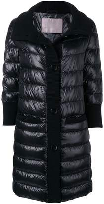 Herno padded loose coat