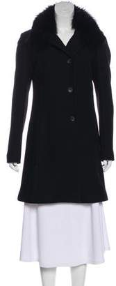 Andrew Marc Wool Knee Length Coat w/ Tags