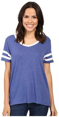 Alternative Varsity Vintage Jersey T-Shirt Women's T Shirt