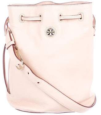 Tory Burch Brody Leather Bucket Bag