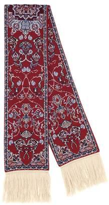 Y/Project carpet Scarf