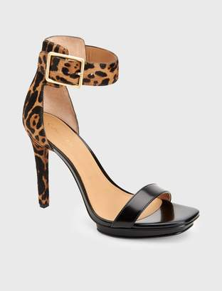 Calvin Klein vable leopard sandal