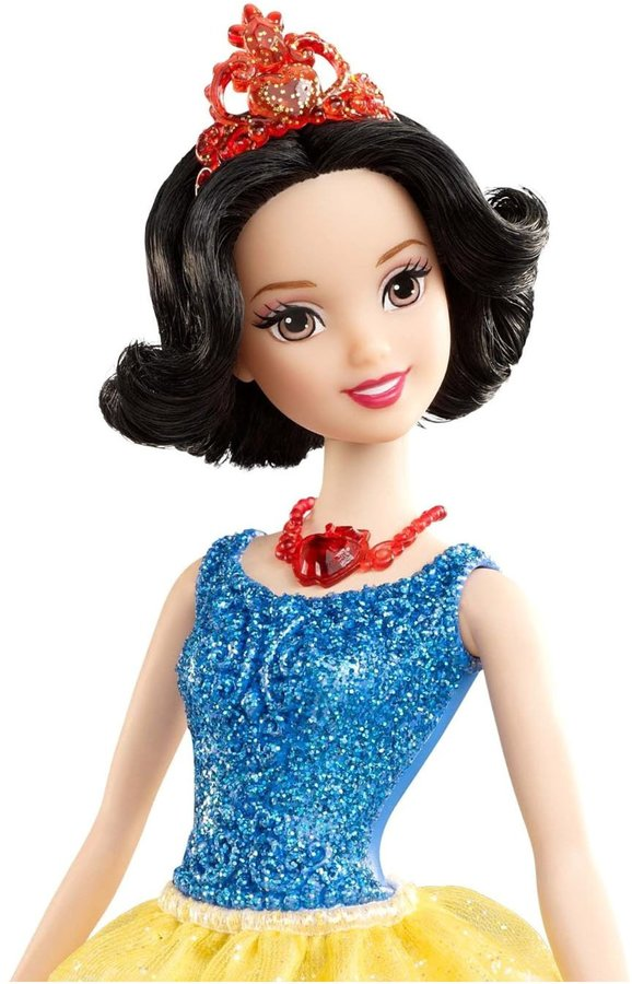 Disney Princess Sparkling Princess Snow White Doll